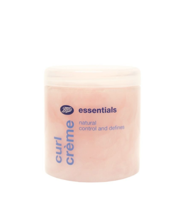 boots curl creme essential