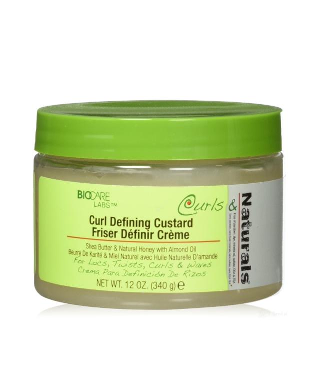 Biocare Curl Defining Custard - definiujący żel do loków