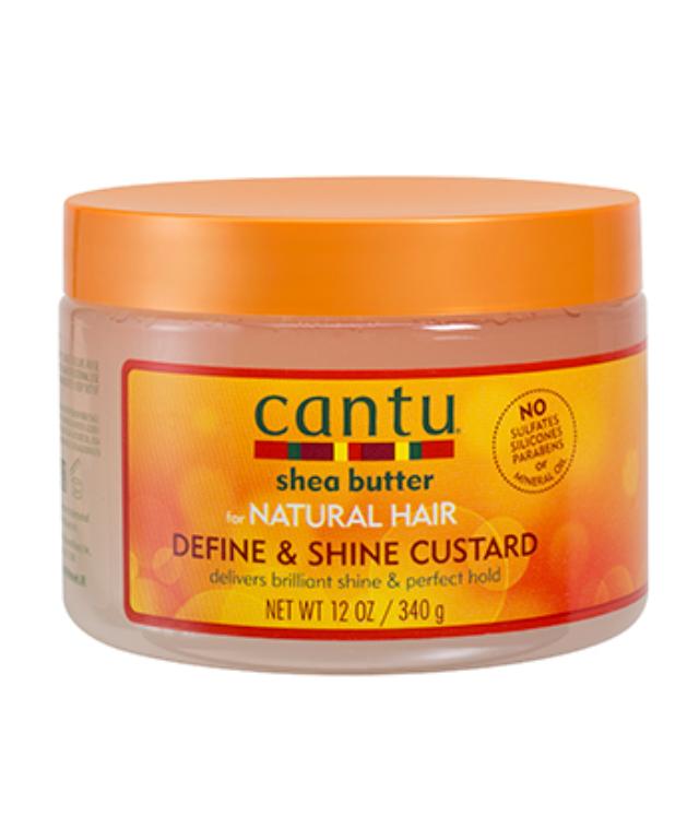 Cantu Define & Shine Custard 340 g