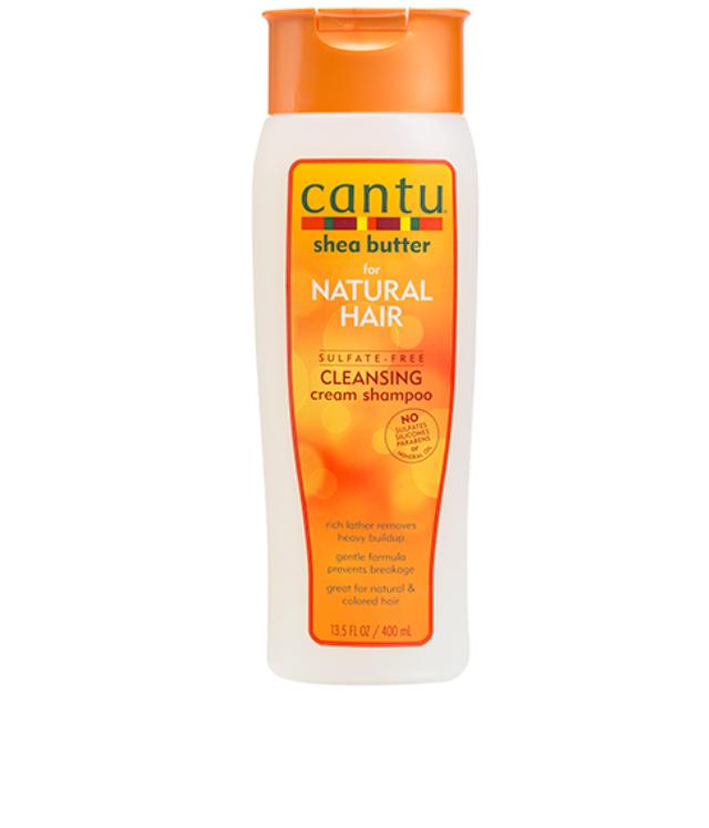 Cantu Sulfate-Free Cleansing Cream Shampoo 400 ml