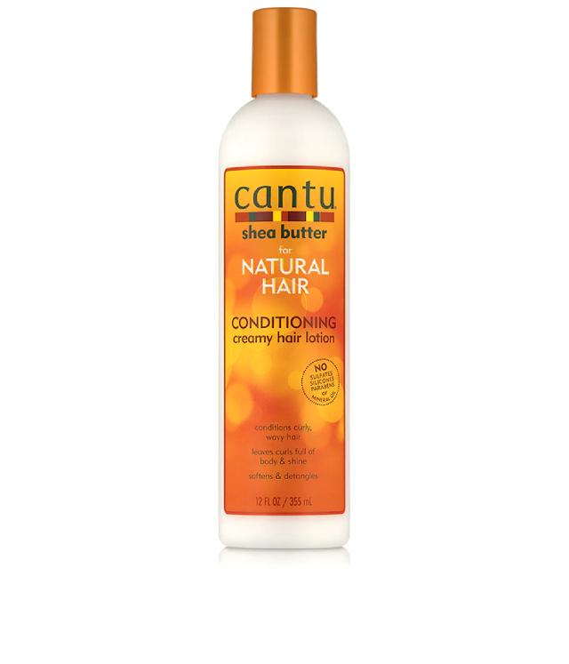 Cantu Conditioning Creamy Hair Lotion aktywator skrętu do cienkich włosów 355 ml