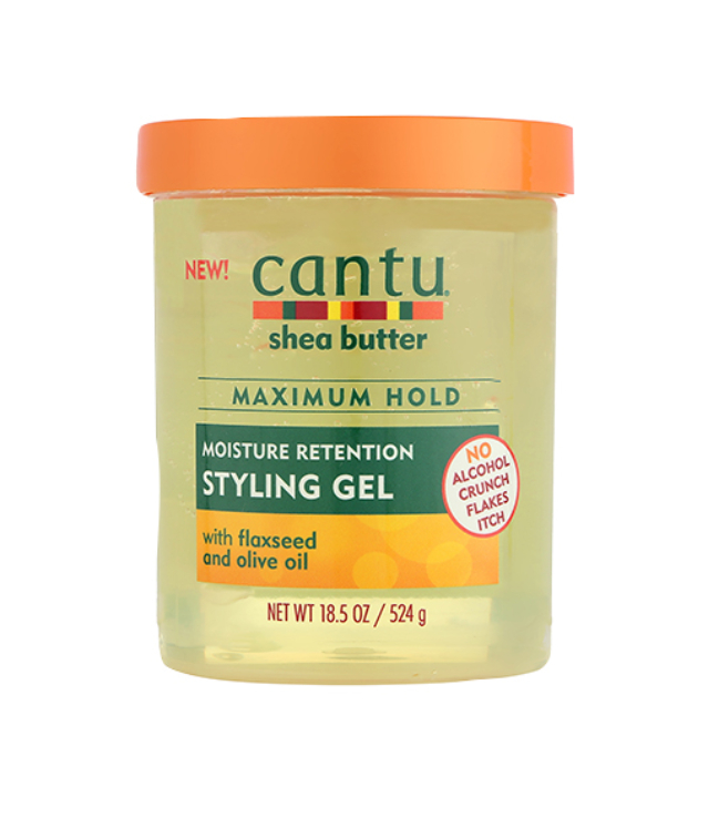 Cantu Moisture Retention Styling Gel Flaxseed 524 g