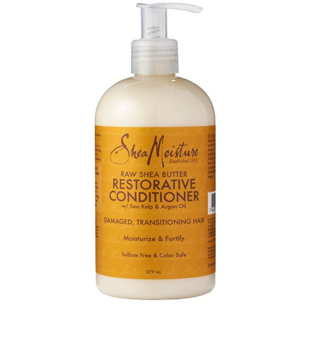 Shea Moisture Raw Shea Butter Restorative Conditioner odżywka do włosów suchych 379 ml