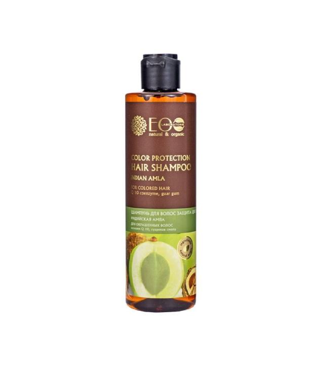 Eco Laboratorie łagodny szampon z amlą butelka 250 ml