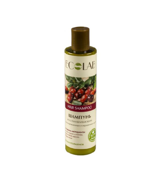 Eco Laboratorie łagodny szampon żurawinowy butelka 250 ml