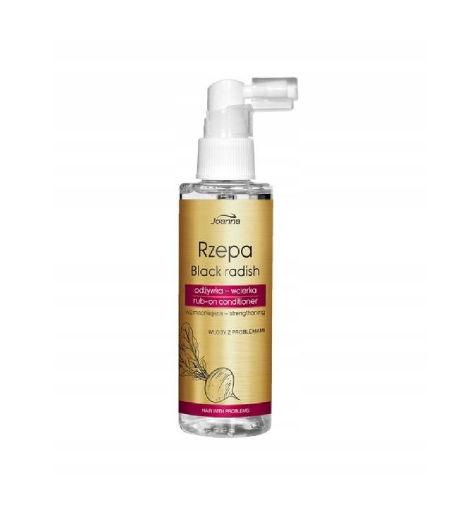 Joanna Rzepa wcierka odżywka na porost włosów butelka z aplikatorem 100 ml