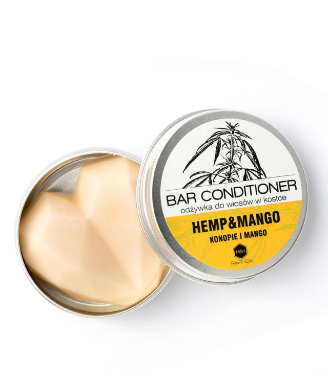 Herbs&Hydro Mango odżywka w kostce 40 g