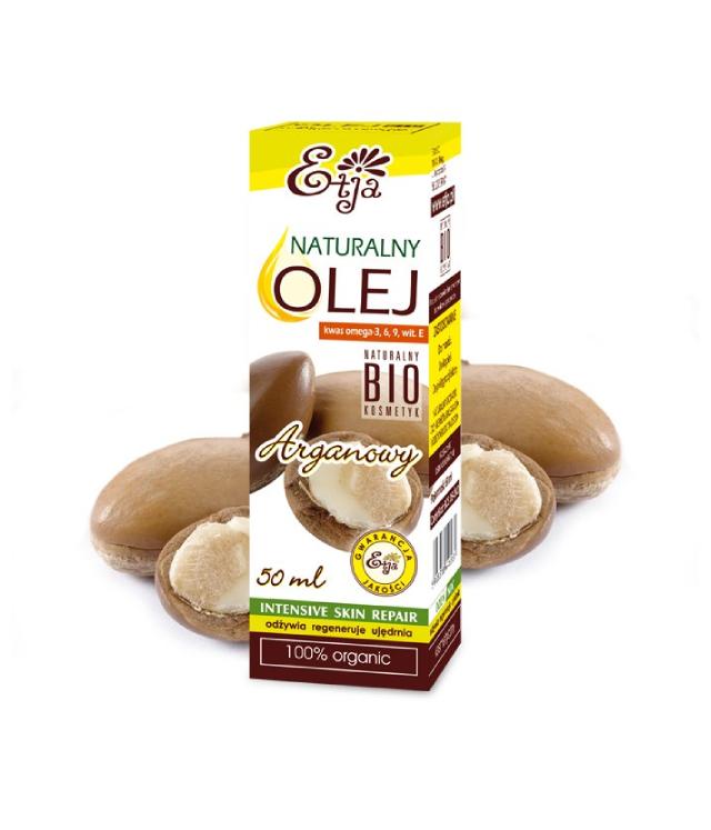 Etja olej arganowy bio opakowanie 50 ml