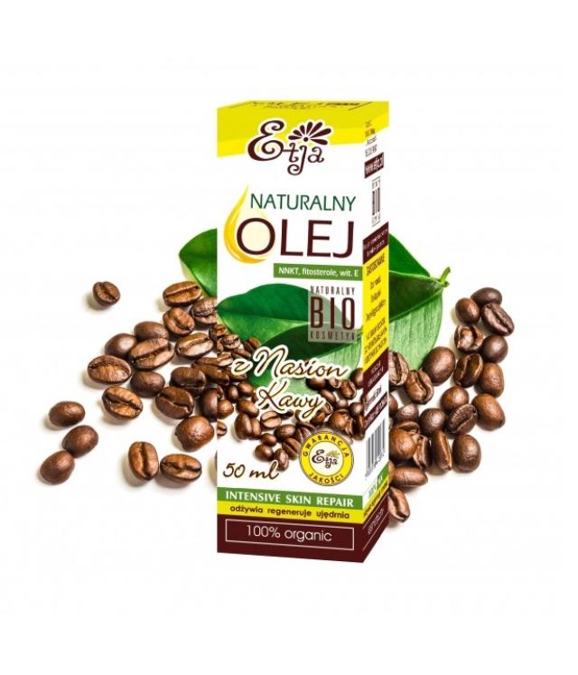 Etja olej z nasion kawy bio opakowanie 50 ml