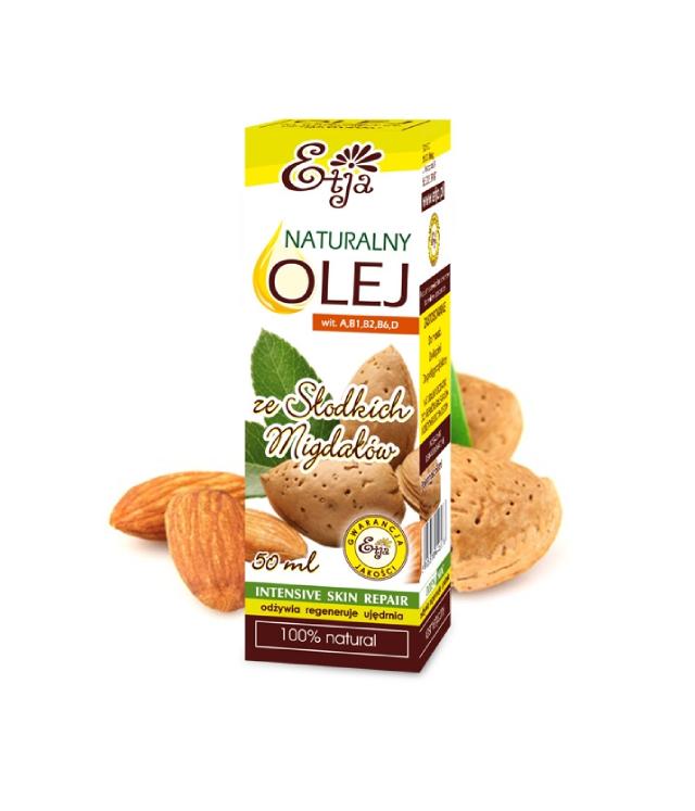 Etja olej ze słodkich migdałów opakowanie 50 ml