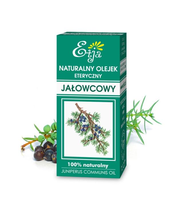 Etja olejek jałowcowy opakowanie 10 ml