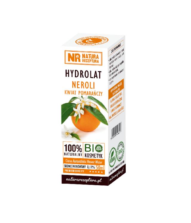 Natura Receptura Hydrolat Neroli 50 ml