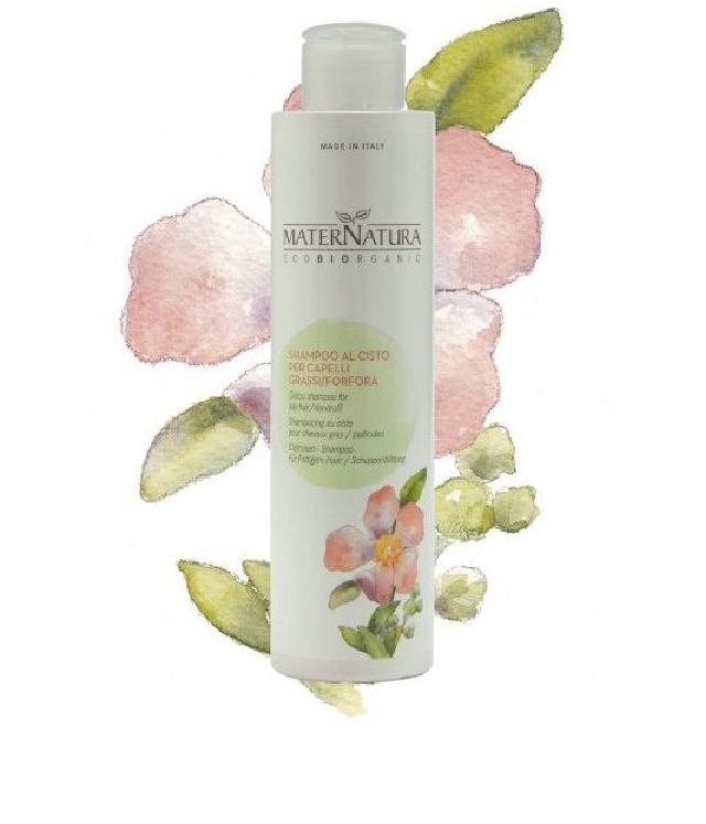 Maternatura szampon do włosów z czystkiem butelka 300 ml