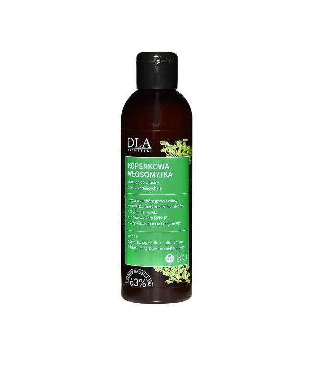 Kosmetyki DLA Koperkowa Włosomyjka 200 g