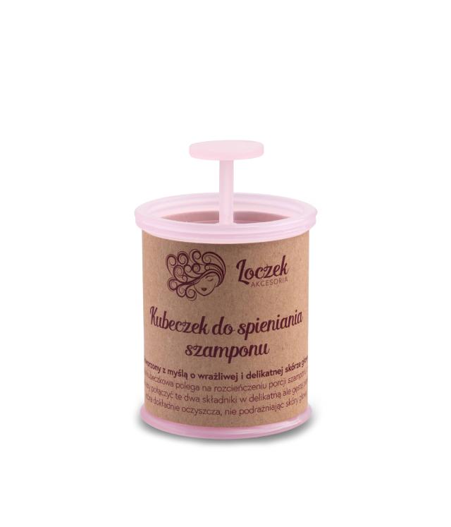 Kubeczek do spieniania szamponu