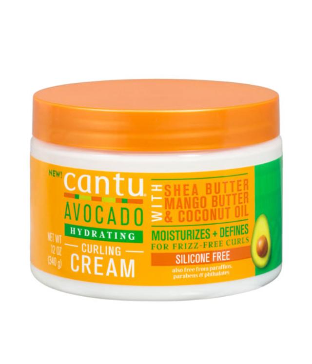 Cantu Avocado Hydrating Curling Cream 340 g