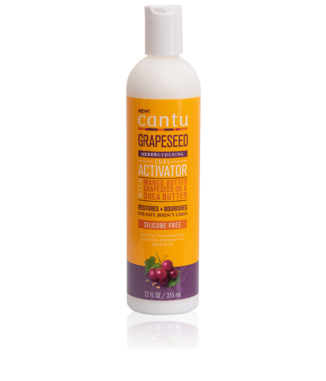 Cantu Grapeseed Strengthening Curl Activator 355 ml