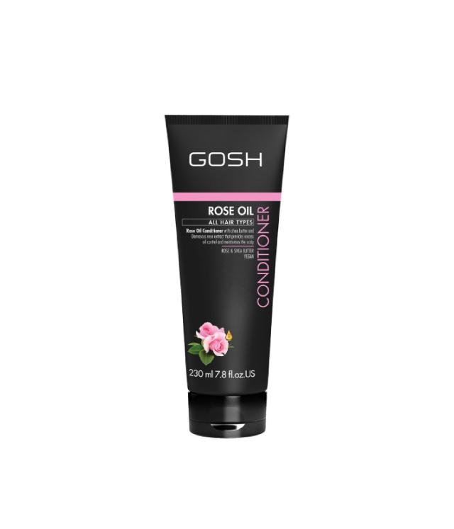 Gosh Rose Oil Conditioner 230 ml