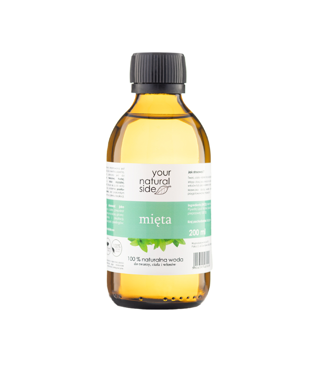 Your Natural Side hydrolat miętowy 200 ml