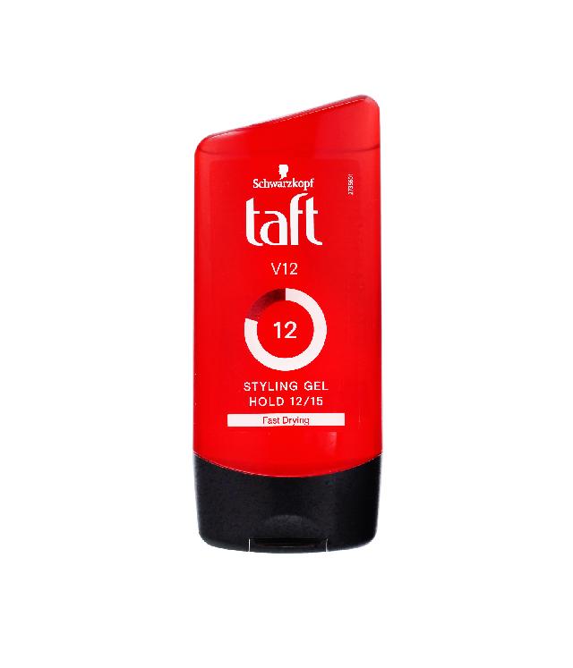 taft V12 żel stylizujący do włosów kręconych i falowanych tuba 150 ml