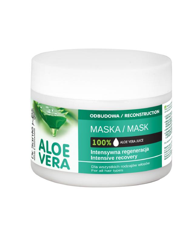 Dr. Sante Aloe Vera maska regenerująca do włosów 300 ml