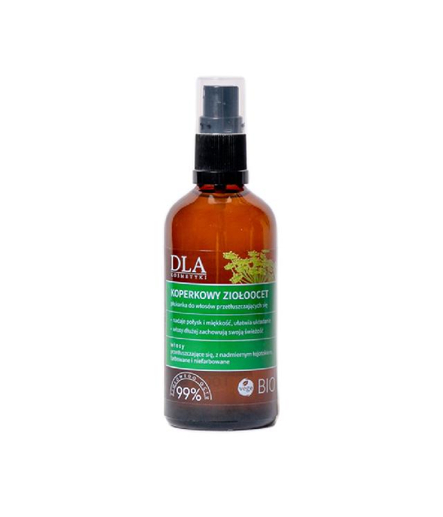 Kosmetyki DLA Koperkowy Ziołoocet 100 g