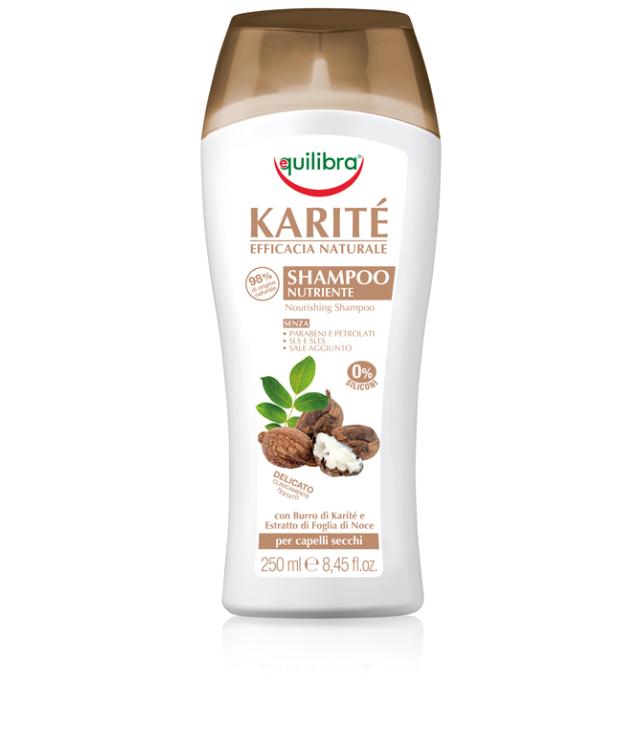 Equilibra Karite Shampoo Nutriente 250 ml