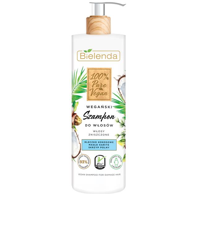 Bielenda szampon kokos